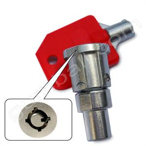 Universal Lock and Key
