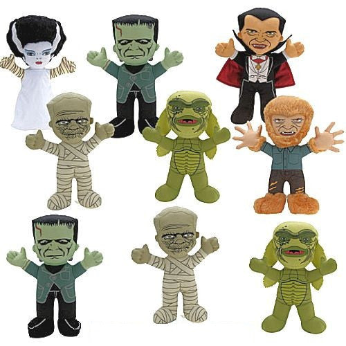 Universal Studios Monsters Jumbo Plush Mix - 48 ct