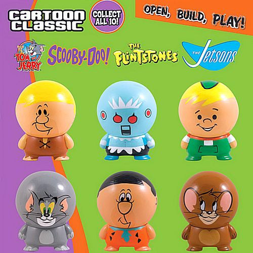 Warner Bros Classics Buildables Tomy Capsules