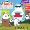 Cartoon Network We Bare Bears Stickers