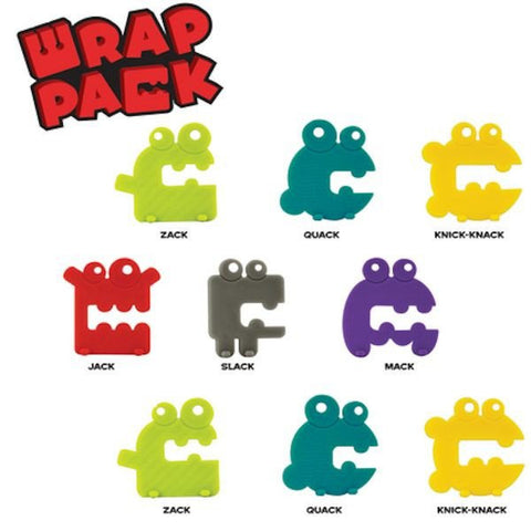 Detail image of Wrap Pack bulk toys