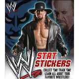WWE Stat Stickers