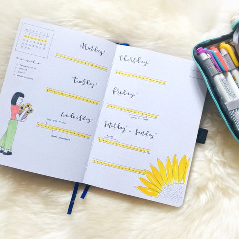 Irenes Bullet Journal