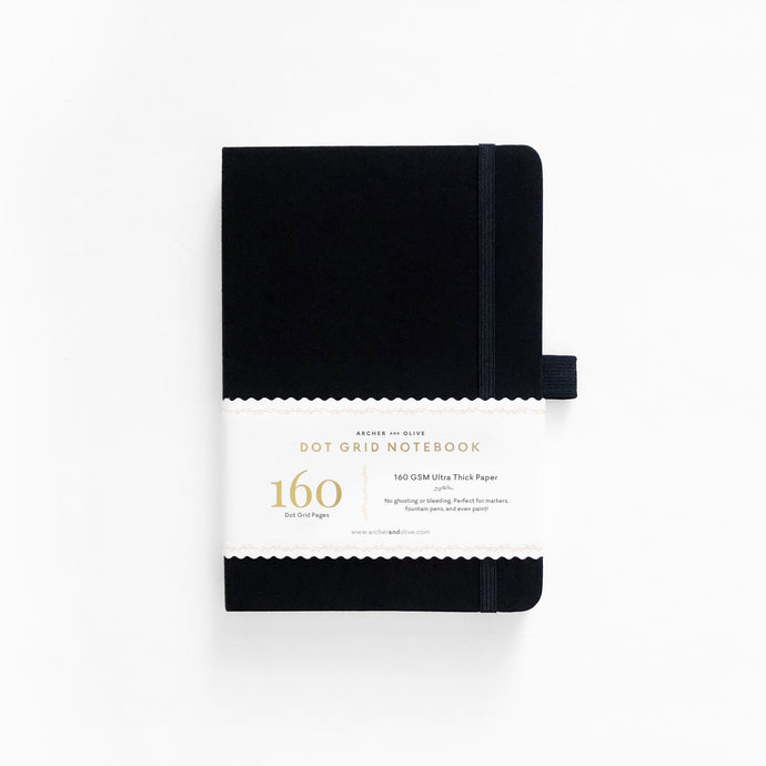 Archer&Olive A5 notebook - sort