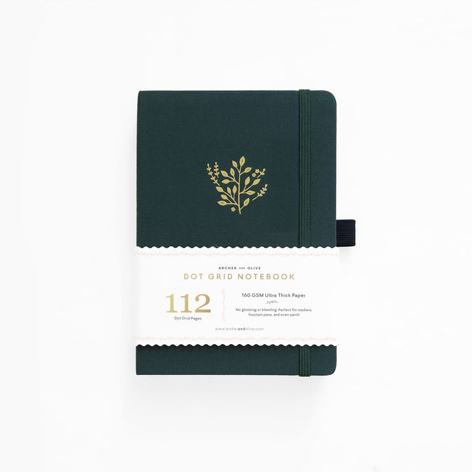 Archer&Olive B6 notebook -