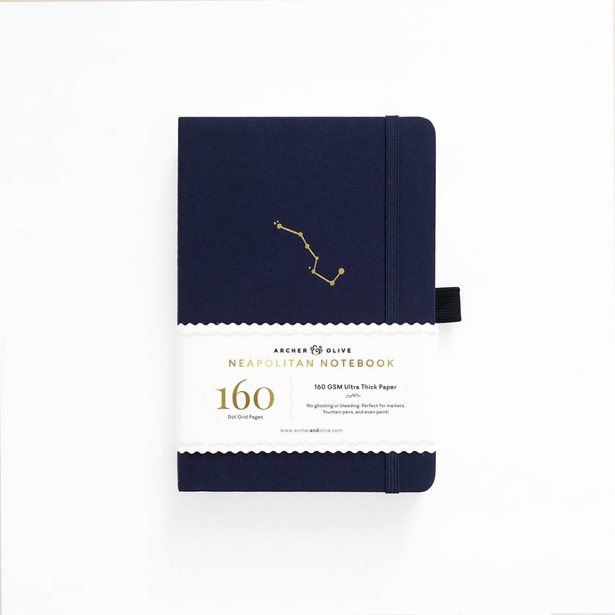 Archer&Olive A5 notebook - Neopolitan Edition