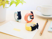 Indlæs billede til gallerivisning Animal Hug Washi Tape Cutter - grå