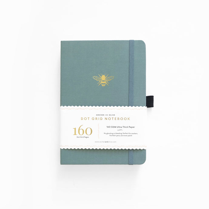 Archer&Olive A5 notebook -
