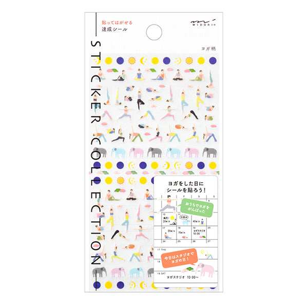 Midori Sticker Collection -