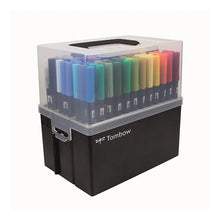 Indlæs billede til gallerivisning Tombow ABT Dual Brush Pens 107 + 1 blender