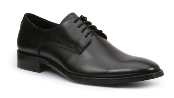 Giorgio Brutini Sale Shoes 8.5 D-M Giorgio Brutini Solid Black Leather Lace Up Oxford Dress Shoe