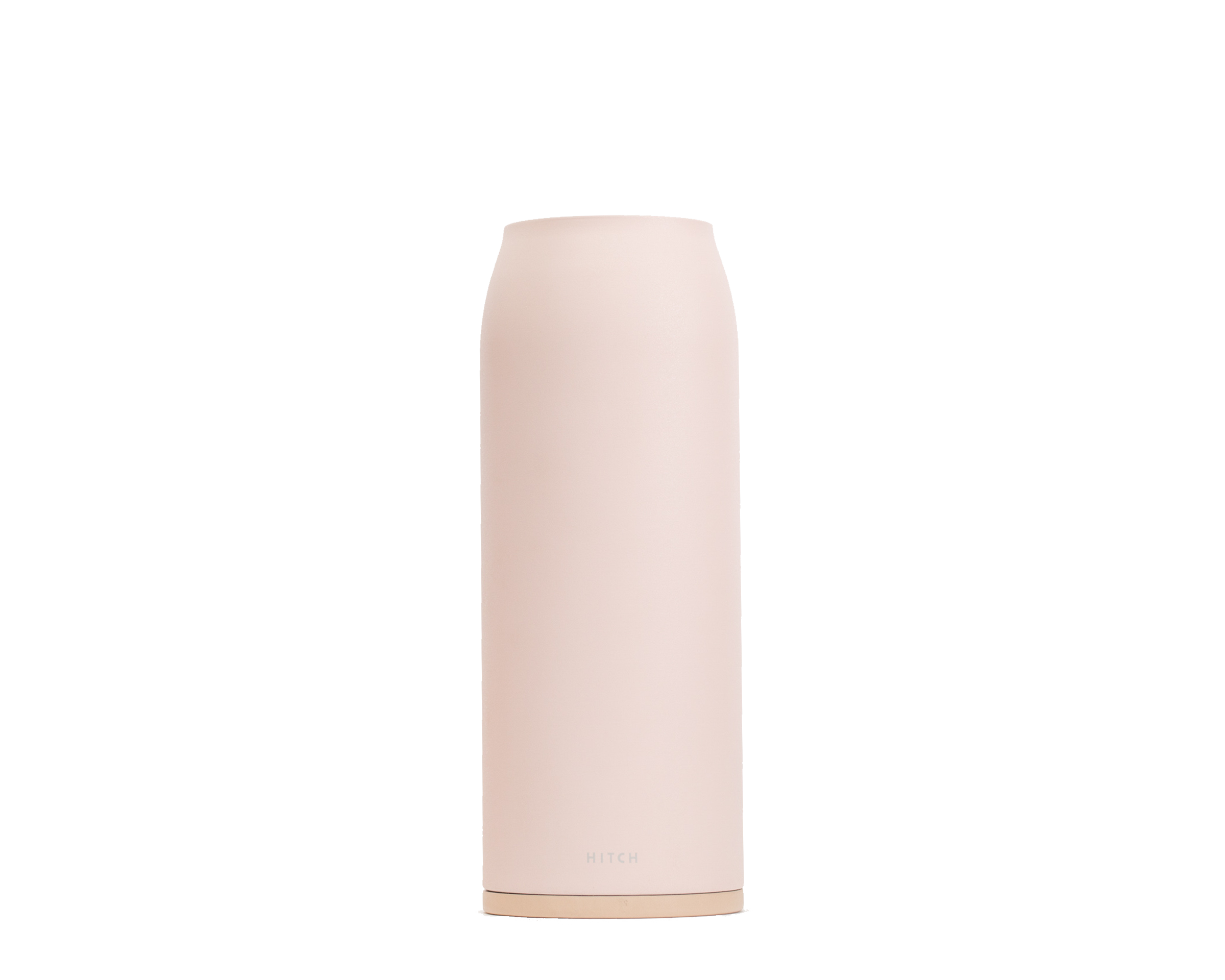 Hitch Bottle and Cup Shell in Pale Blush