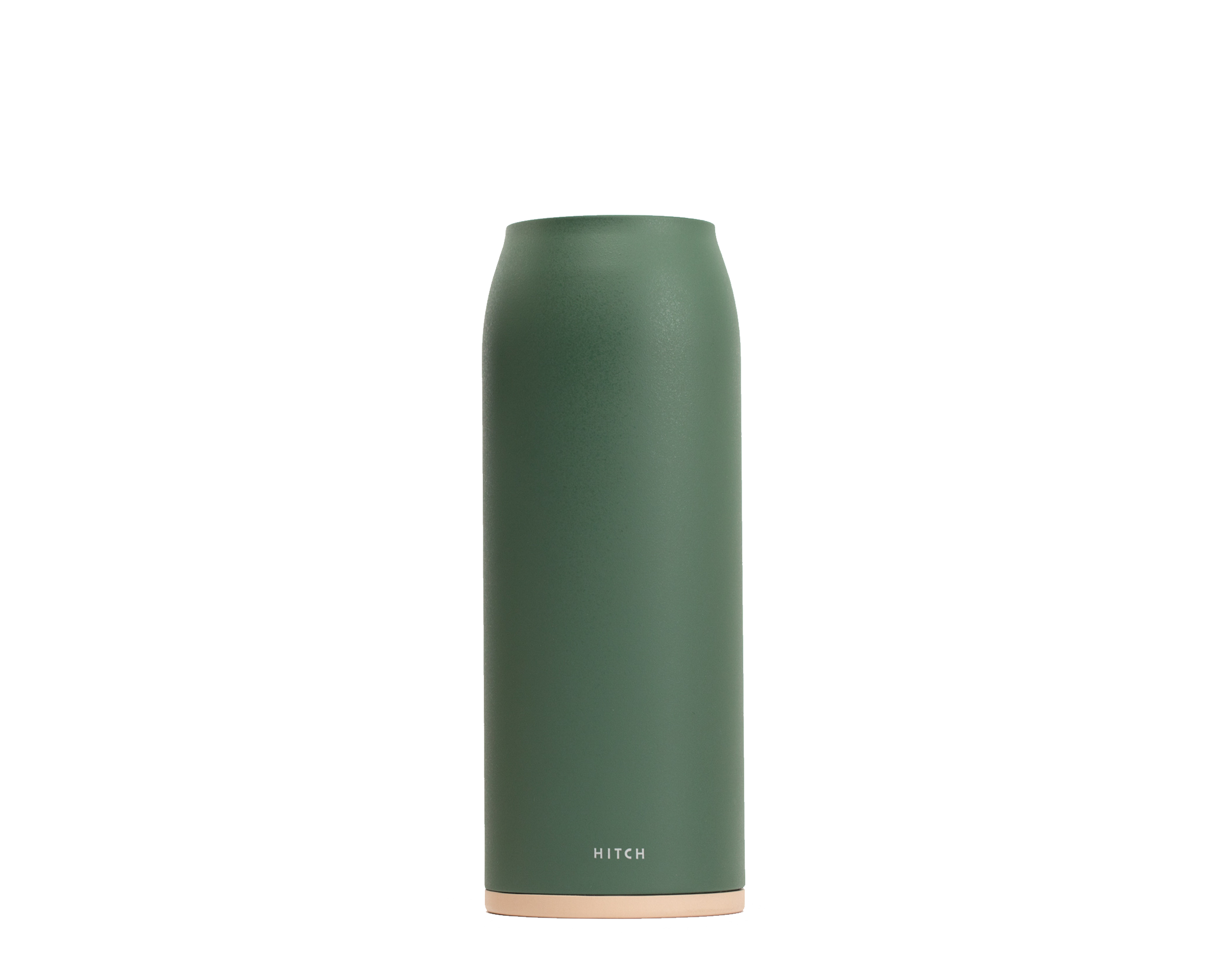 Hitch Bottle and Cup Shell in Forest Green