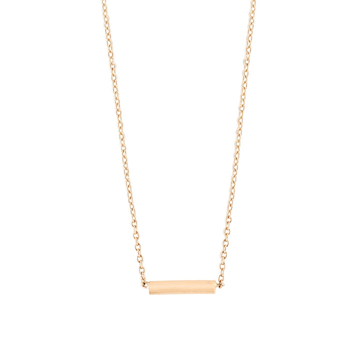 Collier Ginette NY Gold Strip