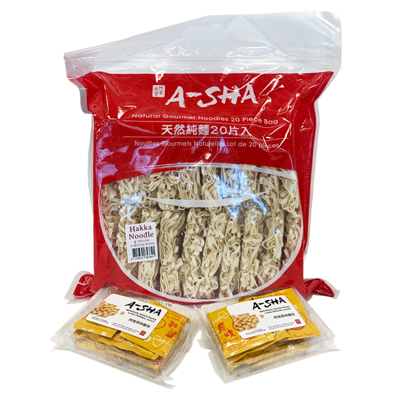 Ramen Family Meal Bundle With Wide Size Hakka Noodle Combo (Original)