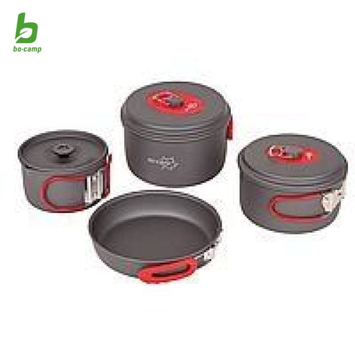 Bo-Camp Travel Pans Set - Pots & Pans