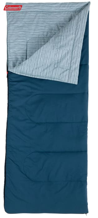 Coleman Hampton 220 Single Square Cotton Sleeping Bag -