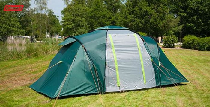 Coleman Spruce Falls 4 - Clearance Tents