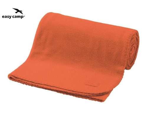 Easy Camp Fleece Blanket - Black - Blankets & Pillows