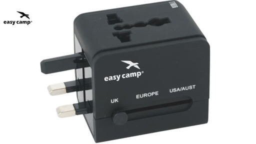 Easy Camp Universal Travel Adapter - Travel