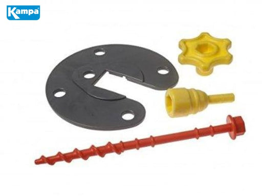 Kampa Securing Plate Kit - Leveling & Security