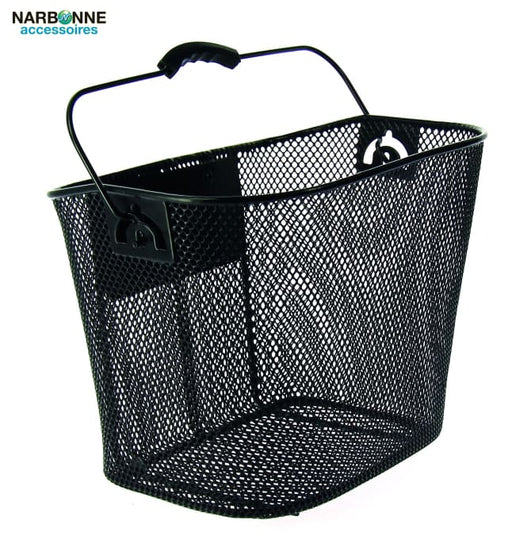 Narbonne Front E Bike Basket - Cycling