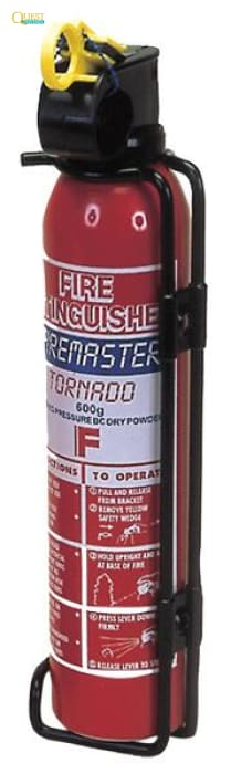 Quest FM20 Fire Extinguisher - Survival