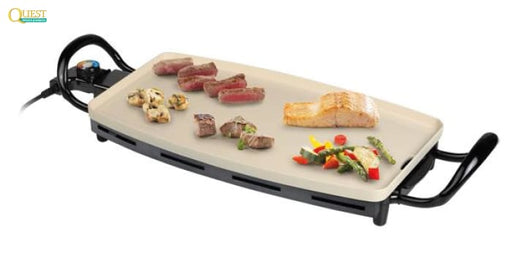 Quest Low Wattage Large Healthy Griddle - Pots & Pans