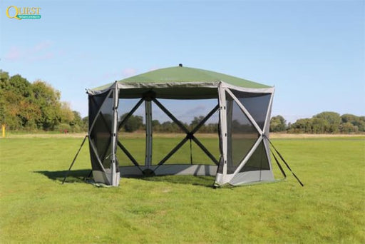 Quest Screen House 6 XL - Shelters & Tarps