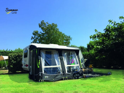 Summer Line Sirocco Air Awning - Awnings