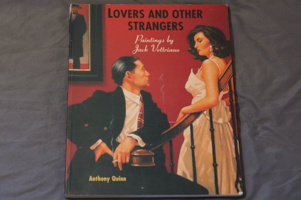 Lovers and Other Strangers: Paintings by Jack Vettriano (USED)