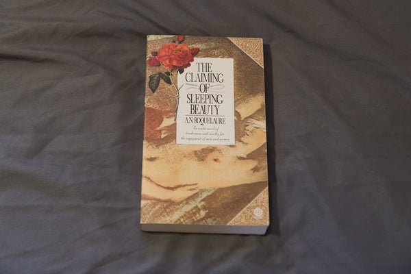 The Claiming of Sleeping Beauty (USED) - 1st Plume Printing