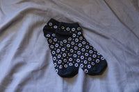 Floral Ankle Socks (Secondhand)
