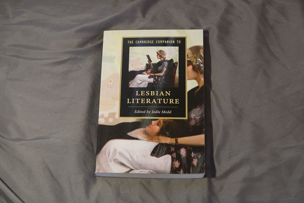 The Cambridge Companion to Lesbian Literature (USED)