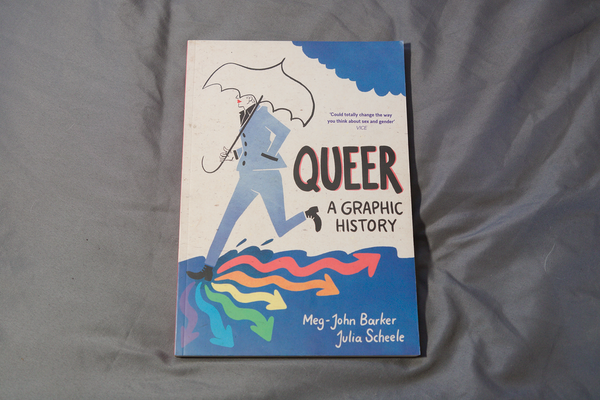 Queer: A Graphic History (USED)