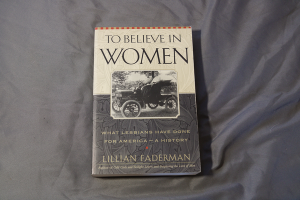 To Believe in Women (USED)