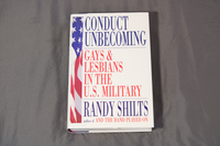 Conduct Unbecoming (USED)