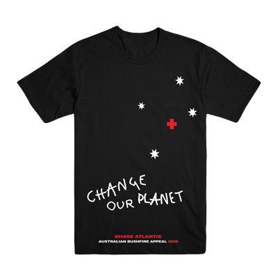 Change Our Planet Tee