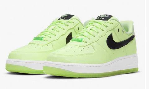 "Nike Air Force 1 Low Have a Nike day ""Barely volt"""