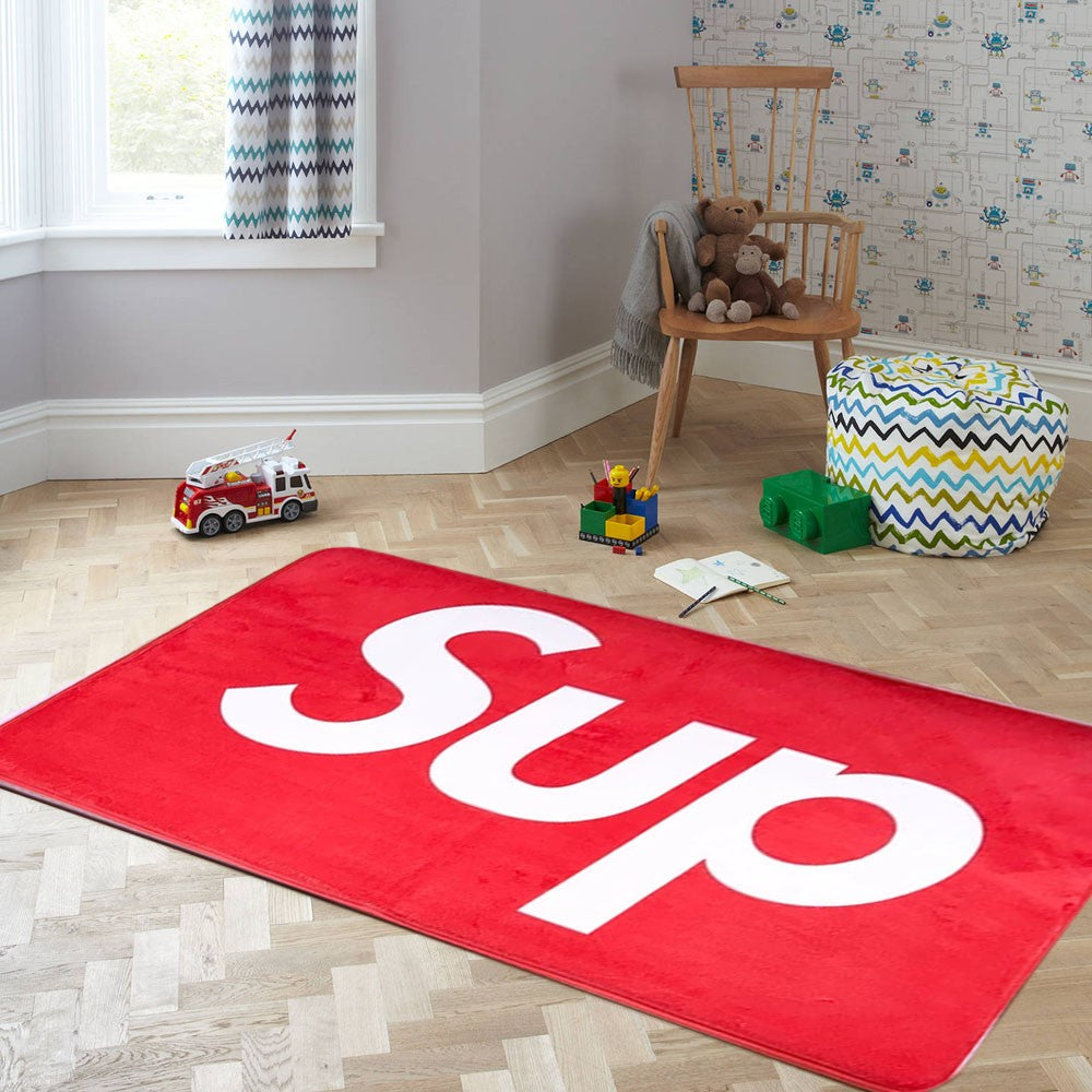 "TAPIS XL - ""SUP"" - Sneakers Dealers-Paris"