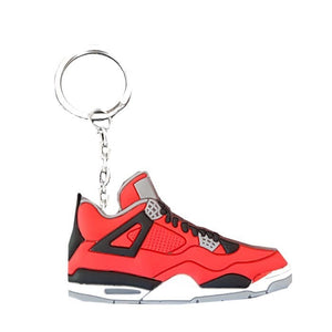 Porte Clé - AIR JORDAN 4 TORO BRAVO - Sneakers Dealers-Paris