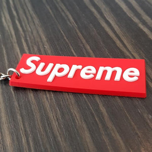 Charger l'image dans la galerie, Supreme-keychain-box-logo-red