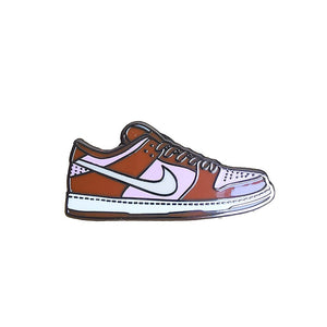 Charger l'image dans la galerie, Pin's Design - Nike Dunk Stussy Cherry