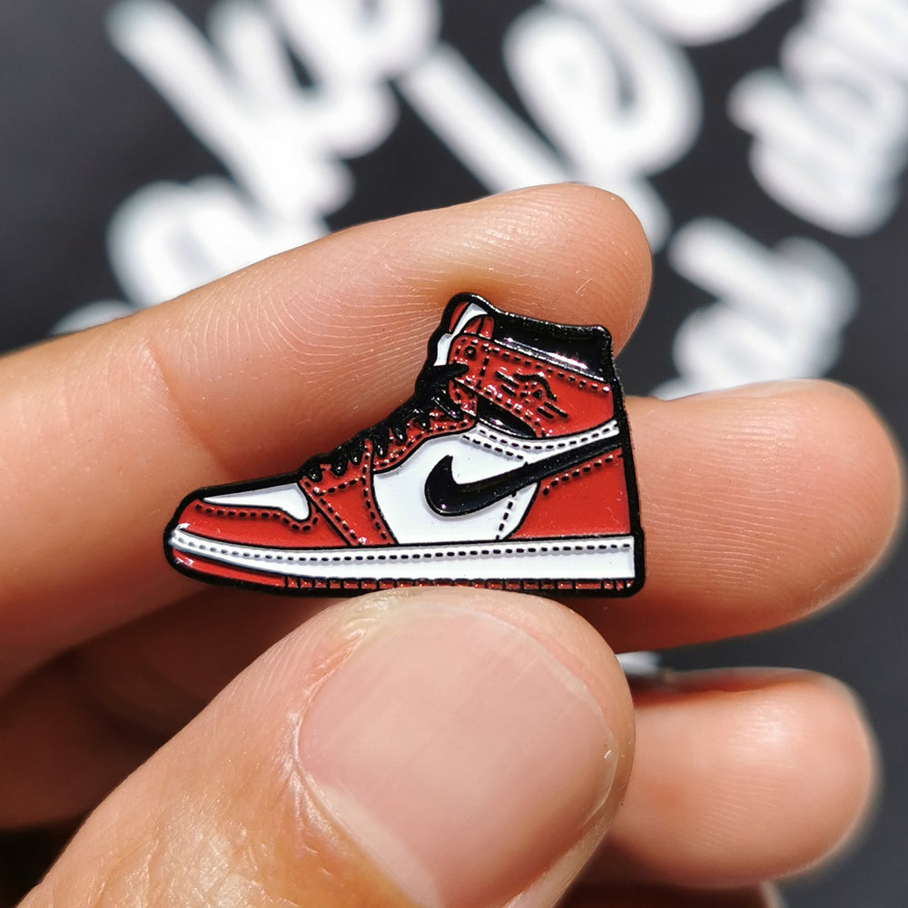Pin's Design - Jordan 1 Chicago