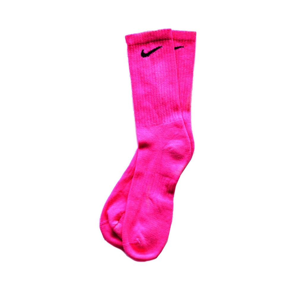 Chaussettes Nike Custom - Fuchsia - Sneakers Dealers-Paris