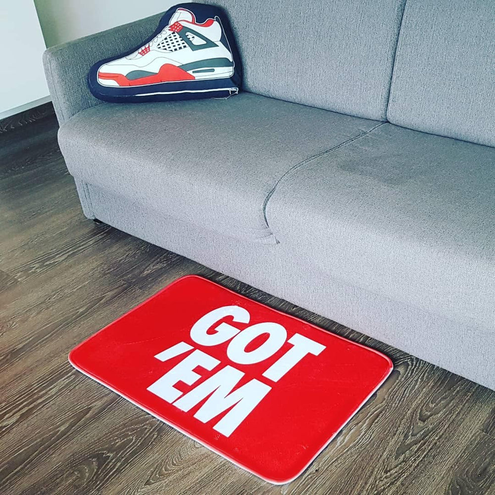 "TAPIS - ""Got'em"" - Sneakers Dealers-Paris"