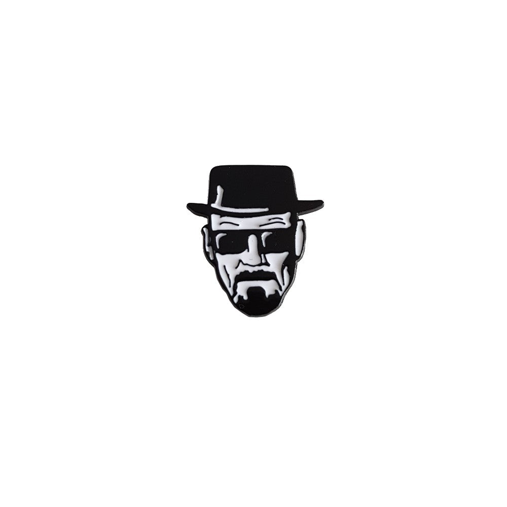 Pin's Design - Heisenberg