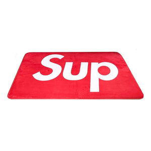 "TAPIS RED - ""SUP"""