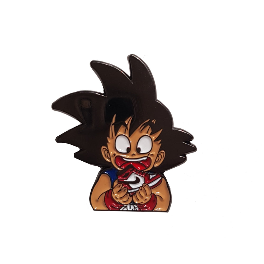 Pin's Design - Sangoku x  Air Jordan 1