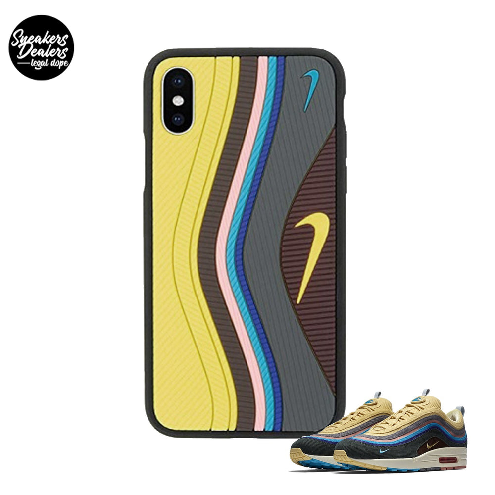 Coque iPhone - Nike x Sean Wotherspoon - Sneakers Dealers-Paris